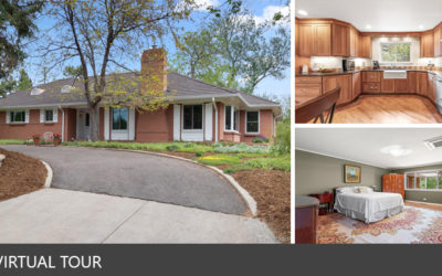 Sold: 4 Beds & 4 Baths in Cherry Hills Heights.