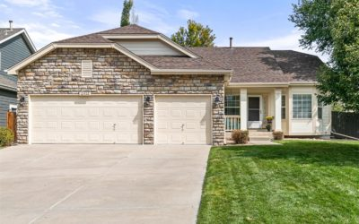 Sold: 12452 S Arcaro Creek Court, Parker, CO 80134