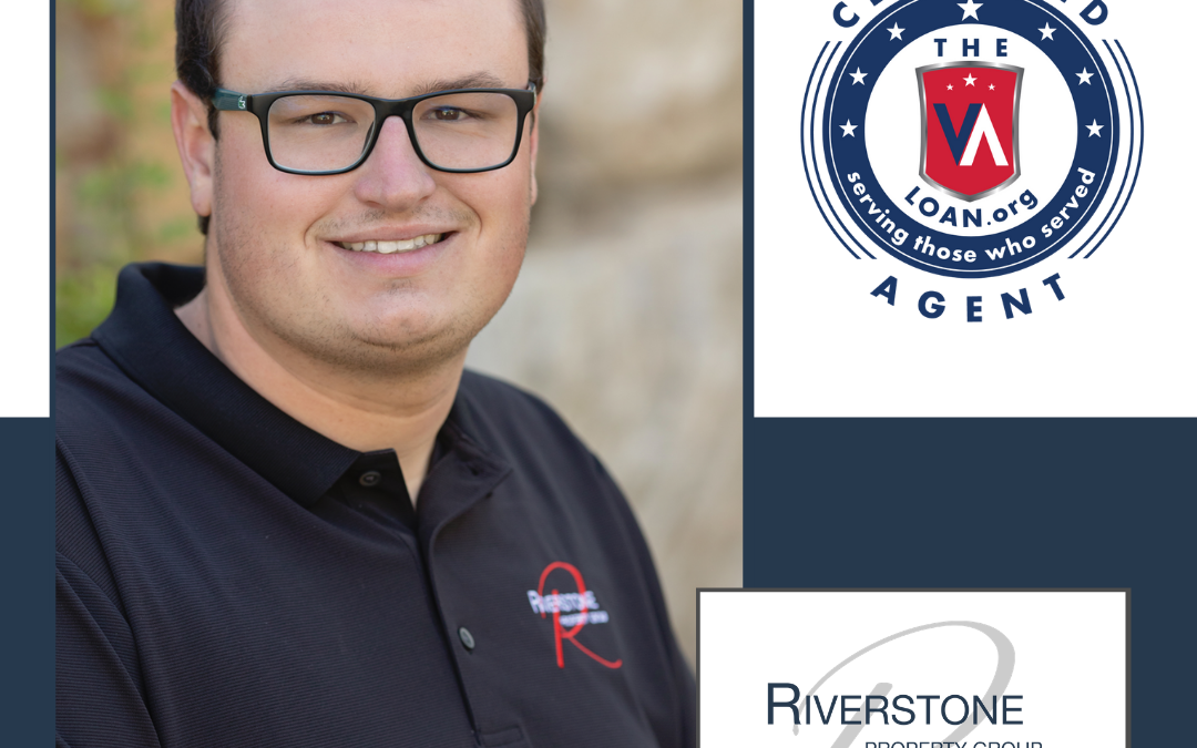 Tyler earned his VA Home Loan Certification!