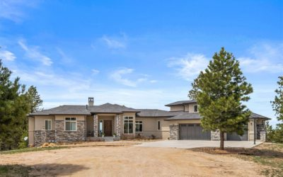 Under Contract: Ranch Style Home in Parker