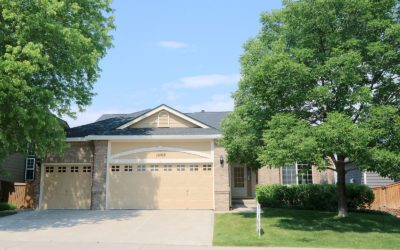 Sold: 10109 Fairgate Way, Highlands Ranch, CO 80126