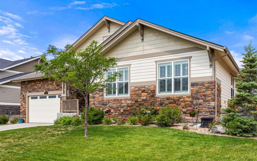 Just listed: 6245 S Robertsdale Court, Aurora, CO 80016